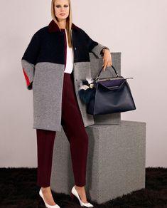 Модные пальто 2015