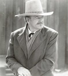 "John Wayne, ""The Shootist"""