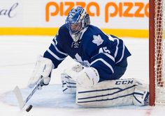 Jonathan Bernier, Columbus Blue Jackets vs. Toronto Maple Leafs - Photos - January 09, 2015 - ESPN