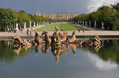 Palace of Versaille - France