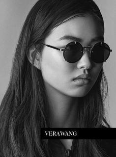 Estelle Chen for Vera Wang Spring 2017 AD Campaign