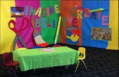 Great VBS space