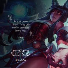 Legend Quotes, Song Quotes, Gamers Anime, Otaku Anime, Death Note, Leg Of Legend, Memes League Of Legends, Ahri Lol, Ahri League