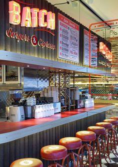Batch Burgers and Espresso - Sydney, Australia