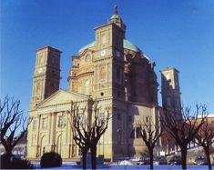 Cuneo l Santuario di Vicoforte