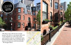 The Everygirl Travels to Boston // The Inn at St. Boltoph