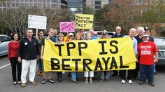 """Mark Ruffalo: TPP Would Fuel Climate Chaos and Empower Corporate Polluters 