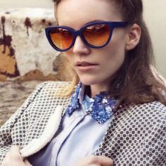 00- Cutler and Gross sunglasses - InStyle UK June 2012
