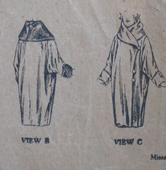 Image result for cocoon shaped coats