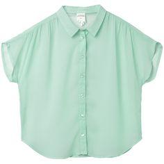 Kajsa blouse ($20) ❤ liked on Polyvore