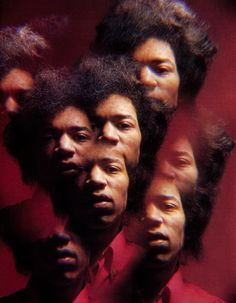 ak/m doctor who title sequence \><\ Jimi hendrix. December 16, 1966.