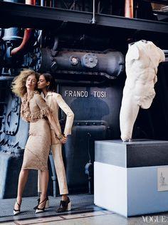 Vogue USA, March 2013