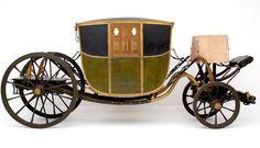 Carruagem para viagens (1770 - 1780)