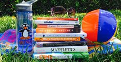 9 math-themed books to add to your summer reading list!