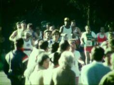 Maratona di San Silvestro a Roma 1980