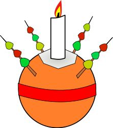 Christingle assembly