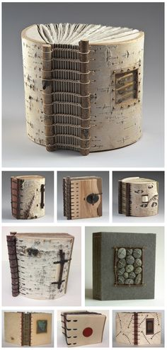 Handmade Artist's Books by Margo Klass                                                                                                                                                                                 More