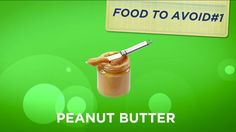Whatever you do, don't feed your pets peanut butter (and other foods to avoid):
