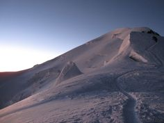 Approche mont Blanc