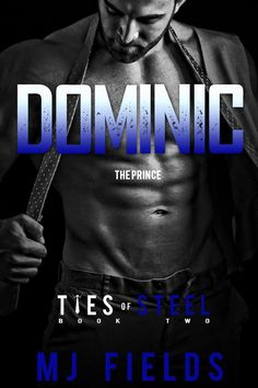***HOT NEW RELEASE***  Dominic by MJ Fields  Amazon US: http://tinyurl.com/knqywww Amazon UK: http://tinyurl.com/qh7jygg B&N : http://tinyurl.com/lxshq37