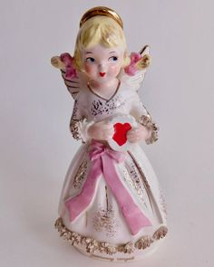 Vintage 7 Highmount MB Daniels February Angel with