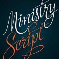 #Ministry #Script  #wedding #font