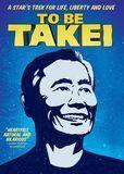 To Be Takei [DVD] [2014]
