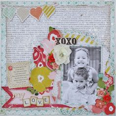 My Love *My Creative Scrapbook*