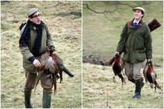 ♔ A pheasant shoot in Yorkshire