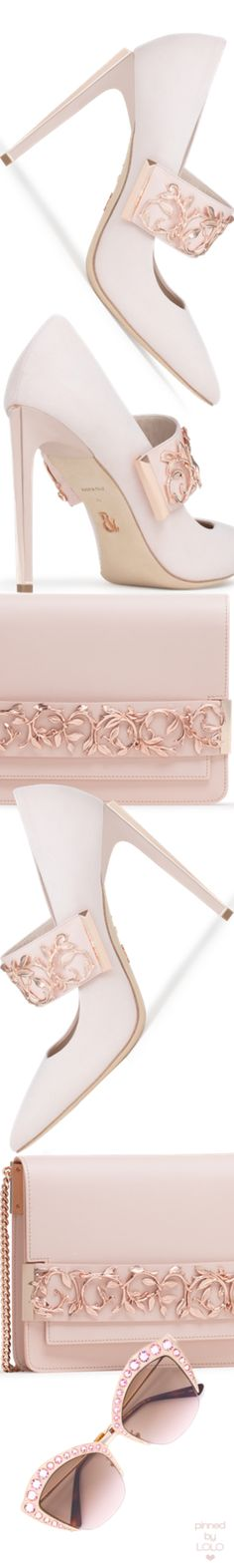 Ralph and Russo Shoes and Bag, Gucci Sunglasses