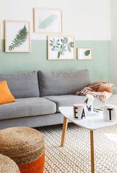 »Sofa-Style: Skandi« |  Im gemütlich-hellen Skandi-Style lädt die Couch sofort zum Kuscheln mit der ganzen Familie ein.