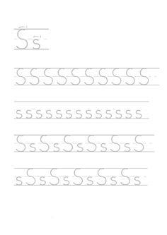 Actividades para niños preescolar, primaria e inicial. Imprimir fichas de caligrafia con el abecedario para niños de preescolar y primaria. Caligrafia Abecedario. 19