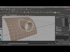 Boolean Tool - Autodesk Maya 2014 - YouTube