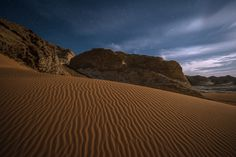 Sahara shapes by Dany Eid on 500px
