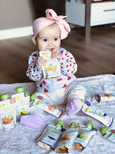 """""""....Izzy is really picky, however she finished a whole pouch of Pear, Mango & Banana in one go, we were over the moon! With various choices, Little Étoile has made our eating time easier & more fun! Absolutely love it!!!"""" - Hannah, LEO Mum 💚 We are super proud to have a 95% 5 star rating from mums and bubs that love Little Étoile Organic ⭐ Keen to see what the fuss is all about? Shop at littleetoile.com with free shipping over $30. Star Rating, Over The Moon, That's Love, Little Star, More Fun, Pear, Choices, Mango, Pouch"""