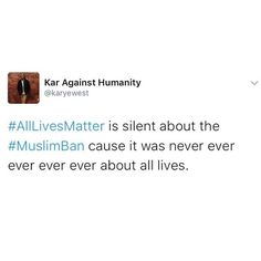 "Say ""All lives matter"" when someone proudly boasts ""Blue lives matter"" and watch them implode."