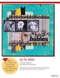 CREATE: Issue 2, February 2014 by Scrapbook Generation - issuu