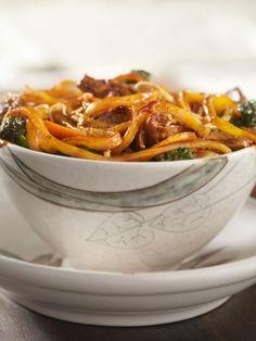 Stir-Fried Shanghai Noodles - Today's Parent