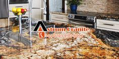 is the best choice of in London, the UK Astrum Granite the best at cheap price. Order on Kitchen Worktop, Granite Kitchen, Granite Worktops Uk, Kitchen Renovations, Work Tops, London, Food, Meal, Updated Kitchen