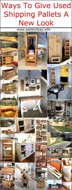 Some people think that shipping pallets can just be used when there is a need of transferring the sensitive and fragile things because they are strong enough to keep them safe from the damage, which is not true because they can be reused once they fulfill their primary purpose. We love to show people how they can reuse the items after they are used once and how they can fulfill their requirement along with saving the money. Here we are going to present the ways to give shipping pallets a…