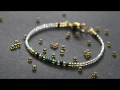Panduro DIY – Rocaille Bracelet Jewellery Diy, Jewelry, Easy Crafts, Beaded Bracelets, Bling, Rock Shower, Jewlery, Jewel, Jewerly