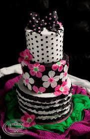 Resultado de imagem para green and pink and black and white party