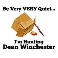 hunting dean winchester @welovespn- #webstagram Come visit kpopcity.net for the largest discount fashion store in the world!!