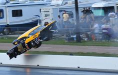 ADRL is some of the wildest racing on the planet you don't just need a ton of money but also Brass Balls to compete.