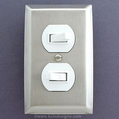Stainless Steel Switch Plates Switch Plates Plates On
