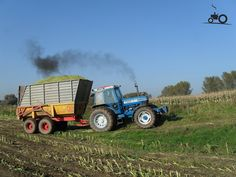 Agriculture, Farming, New Holland Tractor, Classic Tractor, Ford Tractors, Fiat, Om, Childhood, Cars