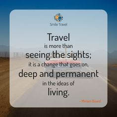 With every new step that you take on a journey, a little bit inside you changes.  #TravelMusings