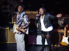 Buddy Guy and Shamekia Copeland