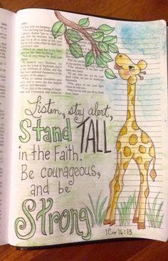 1 Cor 16:13