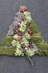 Workshop bloemschikken met rode appeltjes - Uit in Zeeland